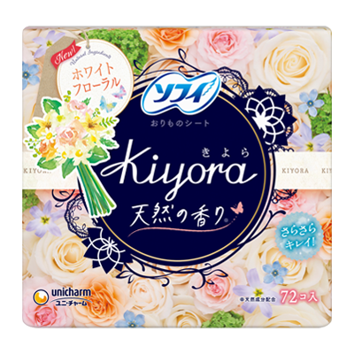 Sofy Kiyora Fragrance<sup>(R)</sup> Happy Floral