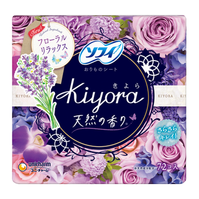 苏菲Kiyora Fragrance<sup>(R)</sup> Natural Relax