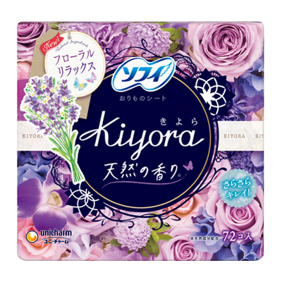 Sofy Kiyora Fragrance<sup>(R)</sup> Relaxing floral