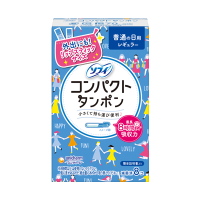 Sofy Soft Tampons Compact Regular