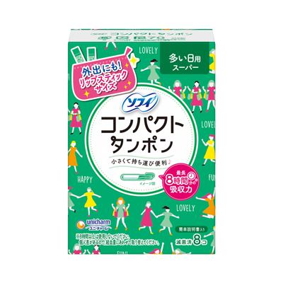 Sofy Soft Tampons Compact Super